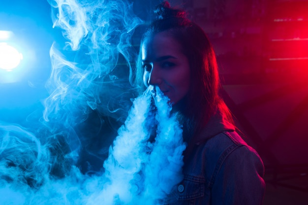 Vaping in Night Clubs